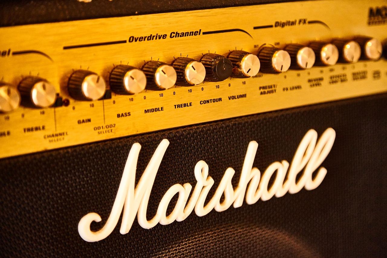 イシバシ楽器はマーシャルのギターアンプを高価買取