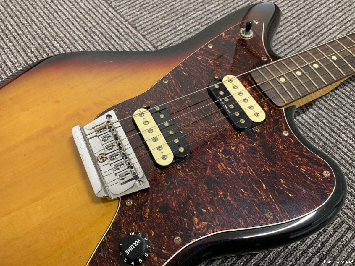 ギターを処分する