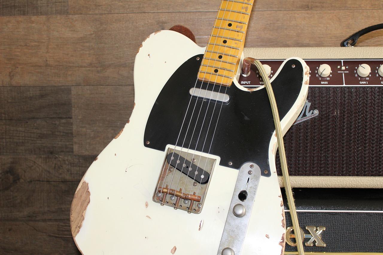 フェンダーギターの買取
