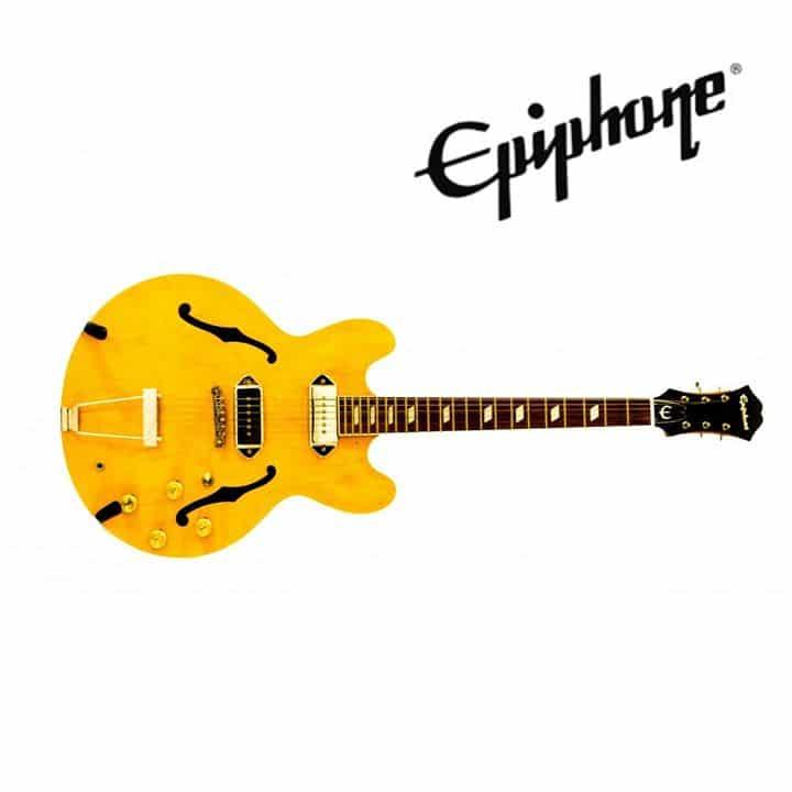 エピフォンのギターの買取相場