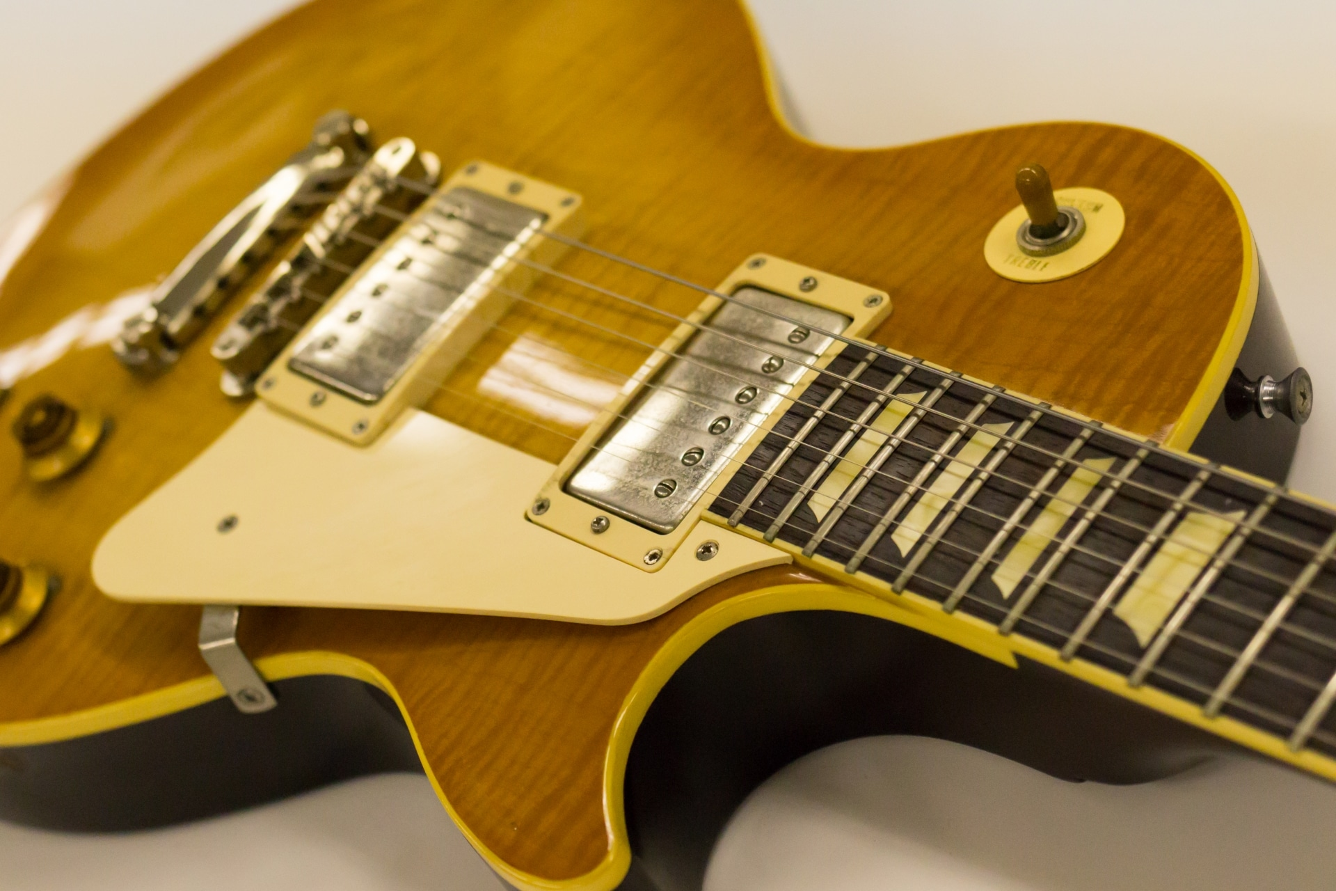 イシバシ楽器のギブソンレスポール買取価格は高額