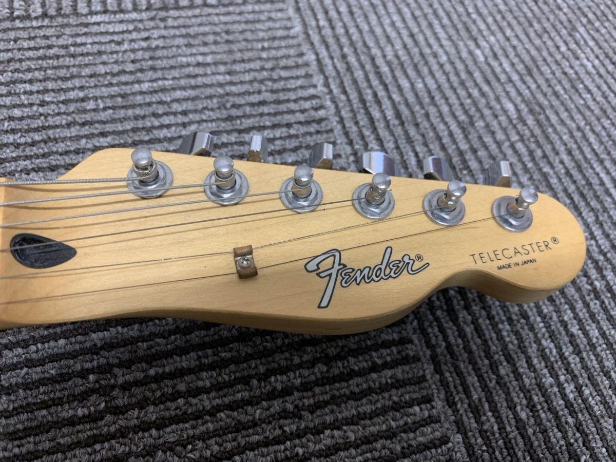 フェンダーのギターを売る