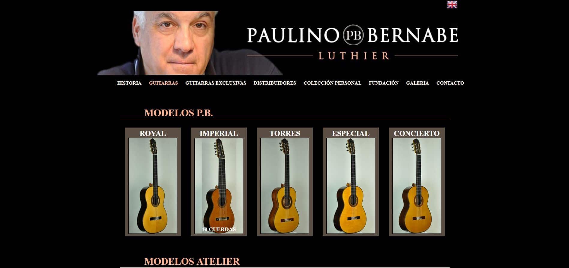 パウリーノ・ベルナベのギターの買取相場