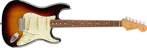 第1位:Fender(フェンダー)