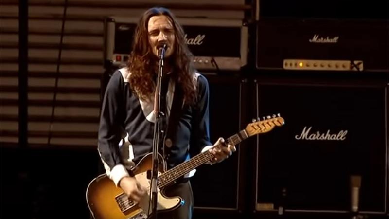 第4位:John Frusciante(ジョン・フルシアンテ)