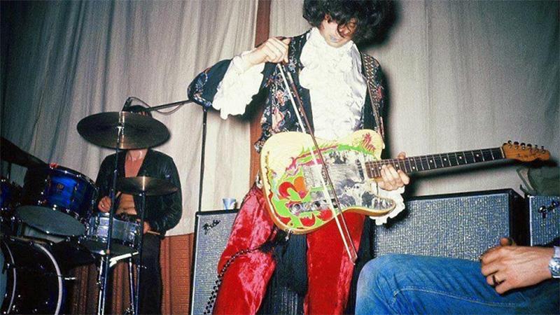 第6位:Jimmy Page(ジミー・ペイジ)